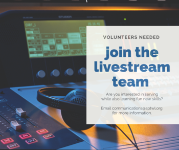 Join the Livestream Team