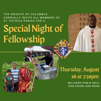ALL are Welcome! Fellowship Meeting