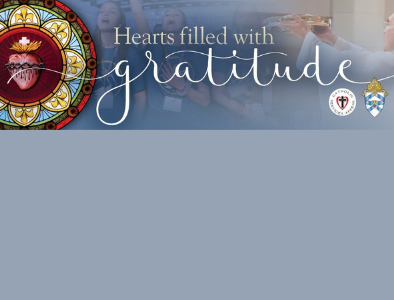 Catholic Services Appeal: please support vital programs & ministries in our diocese