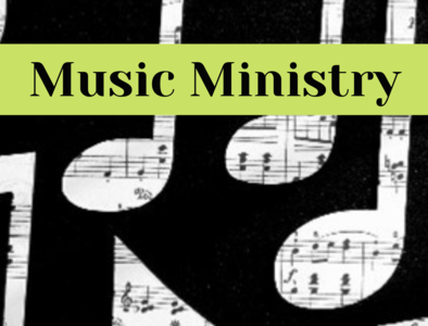 Music Ministry Informational Meeting Nov 12