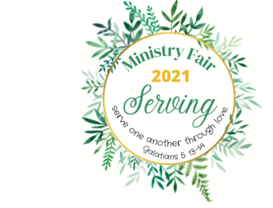 Welcome Weekend/Ministry Fair