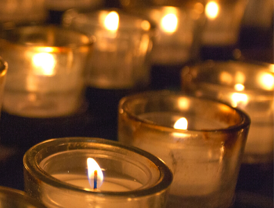 All Saints Day Nov 1 (regular Mass times) & All Souls Day Nov 2 (6 PM Requiem Latin Mass)