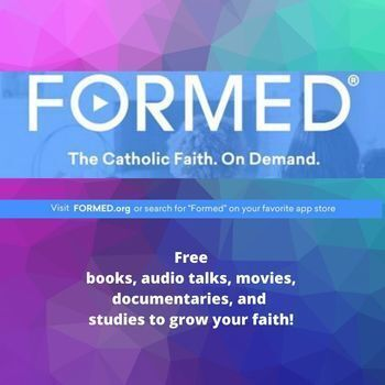Holy Family Offers Free Catholic Streaming Service at Formed.org