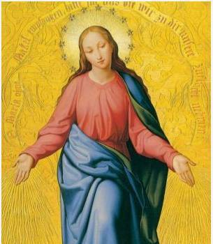 Join Us for 33 Days to Marian Consecration beginning November 5th