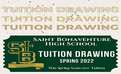 Spring Semester Tuition Drawing
