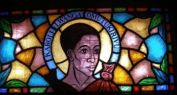 Honoring the Courage & Faithfulness of the Ugandan Martyrs — Feast Day: June 3