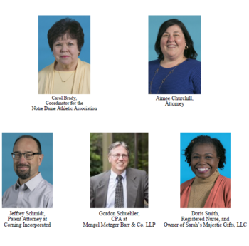 Catholic Charities' Annual Board Meeting Elects New Members
