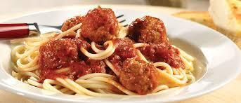 Spaghetti and Meatball Dinner!
