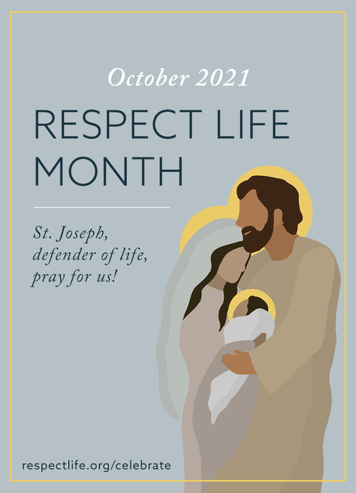 Celebrate Respect Life Month