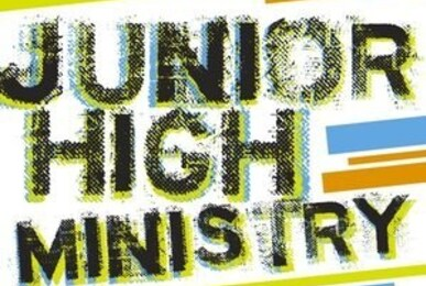 Jr High Youth Ministry