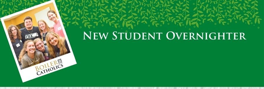 Welcome to St. Tom's! We hope that you'll join us for NSO '21