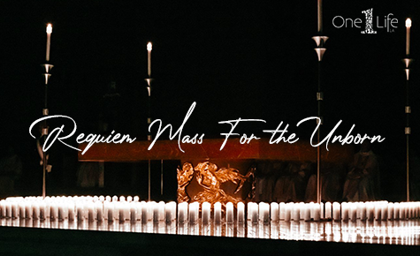 One Life, One Light: The Annual Requiem for the Unborn