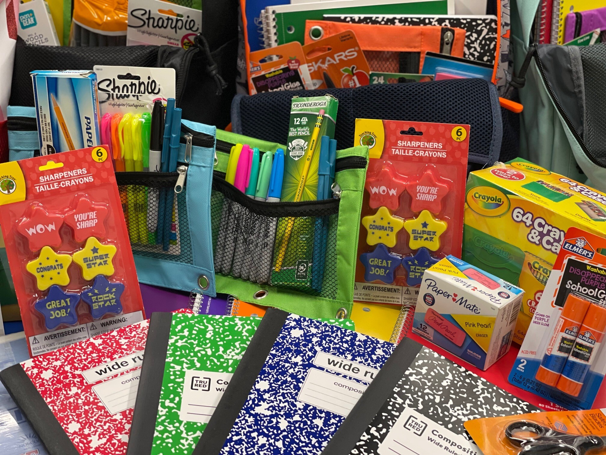 Back-to-School Drive!