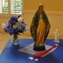 Several Parishioners Renew Their Consecration to Mary