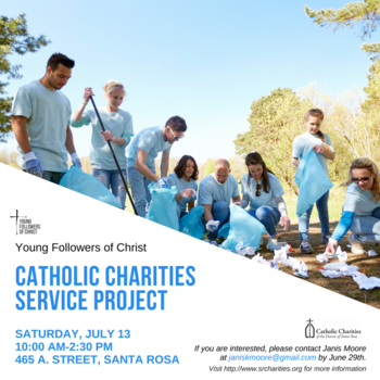 Youth Group Service Project