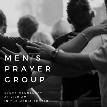 Men's Prayer Group