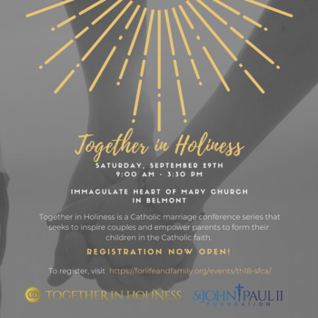 Together in Holiness