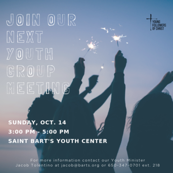 Second Youth Group Meeting