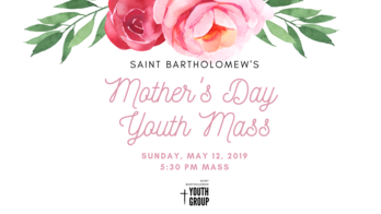 Mother's Day Youth Mass