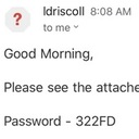 Alert! Phishing Emails from ldriscoll@nativity-mn.org