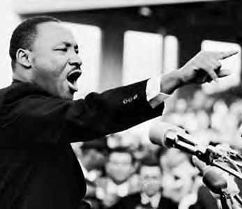 Mass on Martin Luther King, Jr. Day