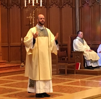 Fr. Chad VanHoose Mass of Thanksgiving