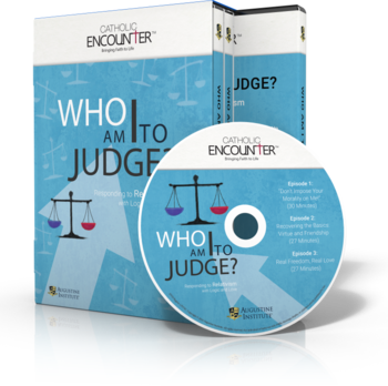 "Adult Faith Formation: ""Who Am I to Judge?"""