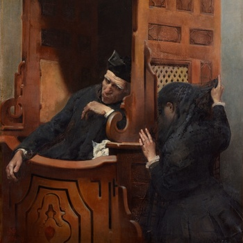 Lenten Morning of Reflection:The Transformative Power of Confession