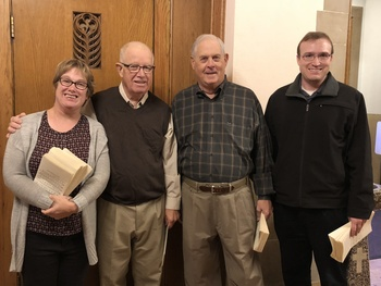 Greeter Ministry Information Sessions