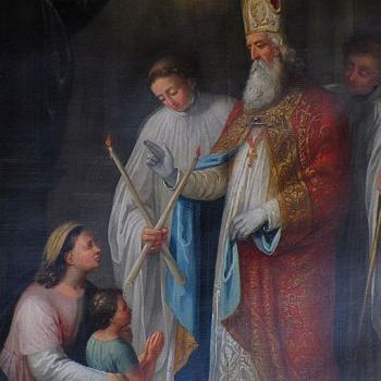 St. Blaise Throat Blessings