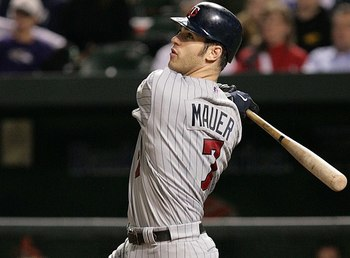 Sports Stag with Joe Mauer