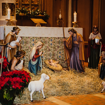 Reservations Required for Christmas Mass Attendance
