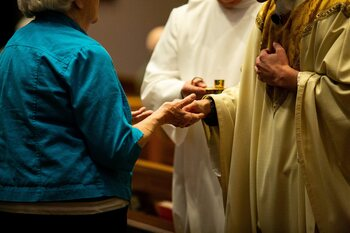 Anointing Mass