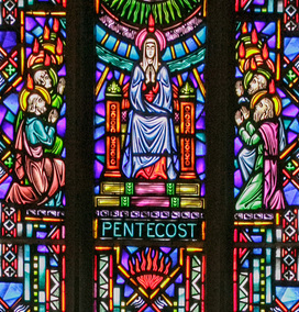 First Friday Holy Hour: Pentecost