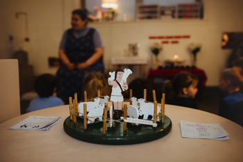 Space Available in Catechesis of the Good Shepherd