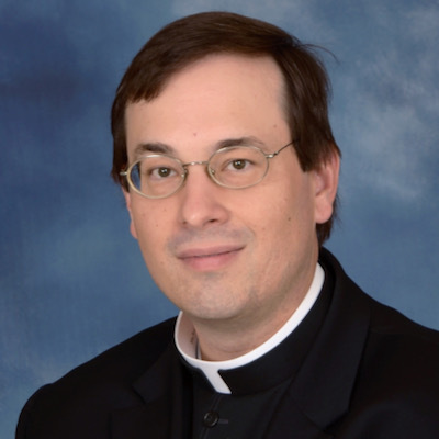 Father Nick Muenks