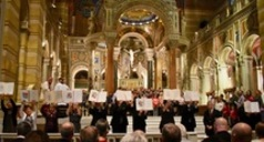 RCIA - Rite of Election at the Cathedral Basilica