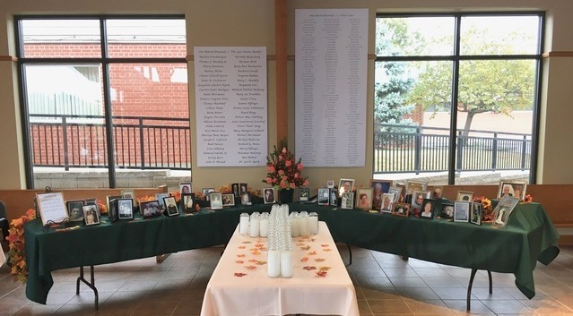 Mass of Remembrance 2019