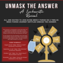 Unmask the Answer: A Eucharistic Revival