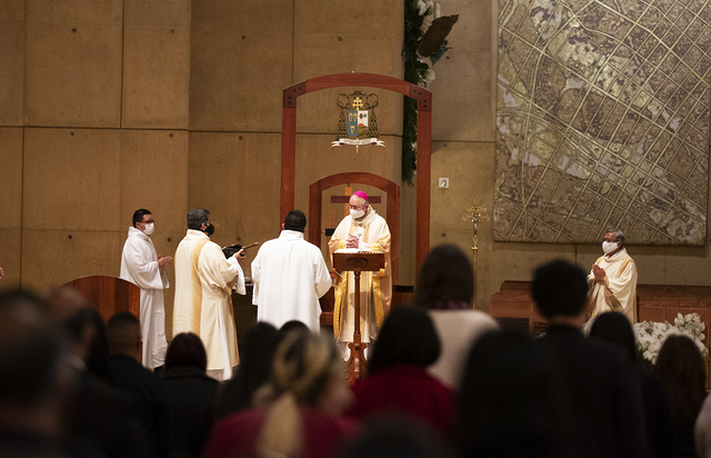 The Easter Vigil in the Holy Night 2021