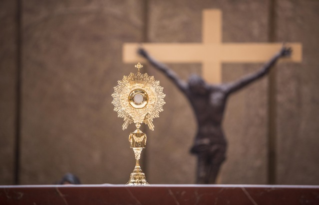 Solemnity of the Most Holy Body and Blood of Christ 2021