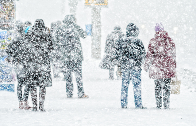 Prayer and Support for All During Extreme Winter Weather and Storms