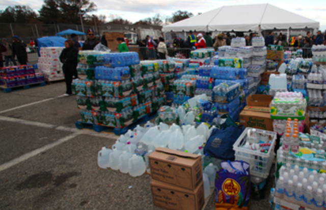 Emergency Collection for Natural Disasters in Wake of Hurricane and Wildfire