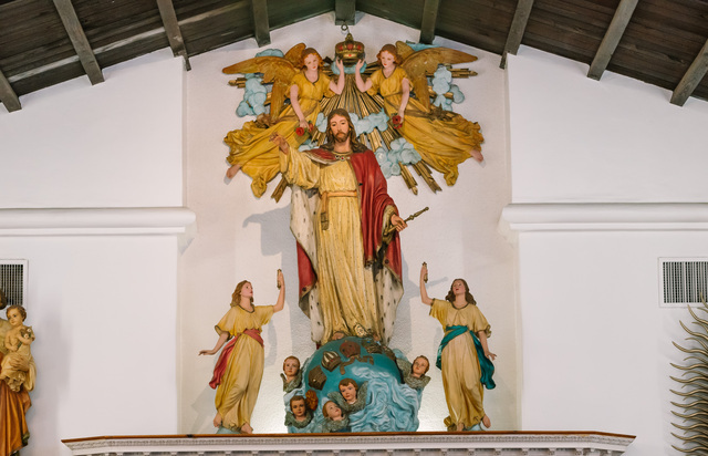 Solemnity of Our Lord Jesus Christ, King of the Universe 2020