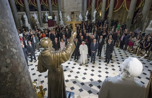 Pope Francis: Eucharistic Celebration at the Pontifical North American College