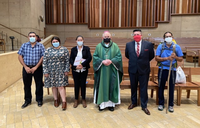 Mass in Recognition of All Immigrants 2020