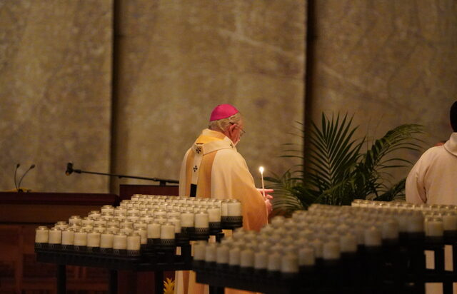 Easter Vigil of the Holy Night 2020