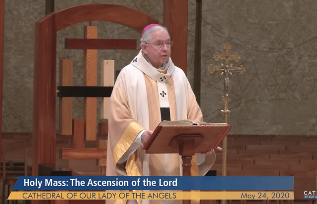Homily – Solemnity of the Ascension of the Lord (A)