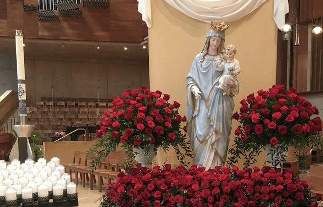 Mother's Day Homily by Archbishop José H. Gomez