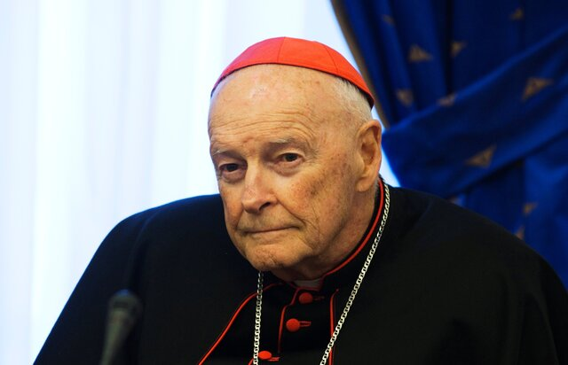 Statement on Holy See's Report on Theodore McCarrick